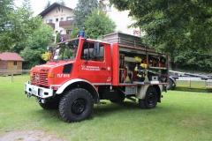 140 Jahre Feuerwehr Heimbuchenthal